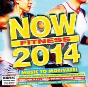 Various Artists Now Fitness 2014