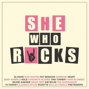 various artists she who rocks