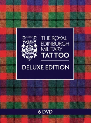 The Royal Edinburgh Military Tattoo-Deluxe Edition 6DVD